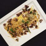 Grosses ravioles de crevettes