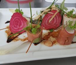 plateau saumon bistrot et traiteur